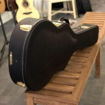Golden Gate houten deluxe koffer voor OOO-gitaar