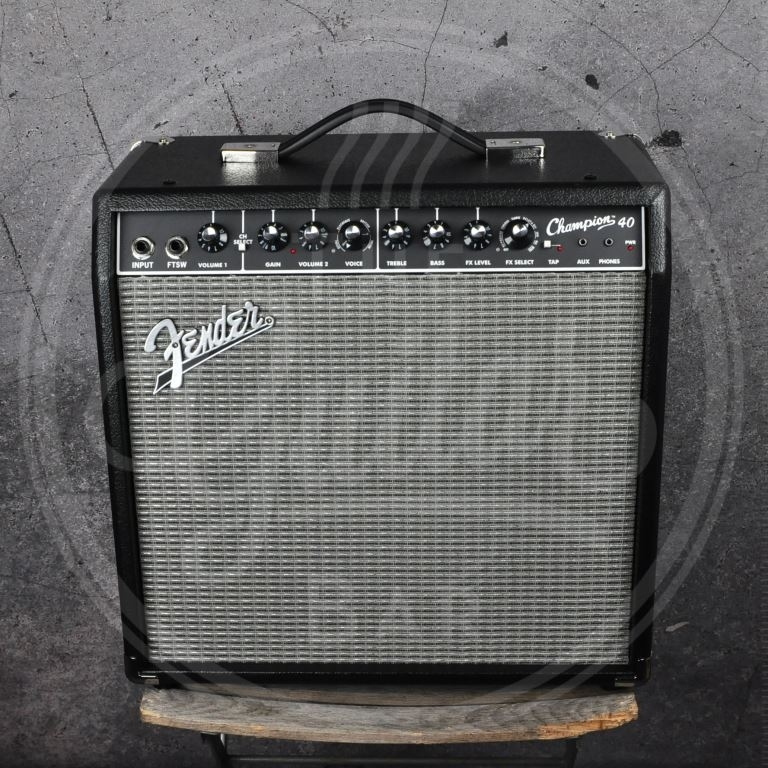 Fender Champion 40 230V