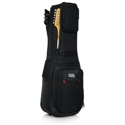 Gator doubel gigbag for2 solidbody electric guitars