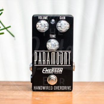 Emerson paramount handwired overdrive