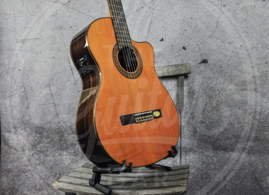 Salvador Cortez Solid Top Artist Series classic guitar
