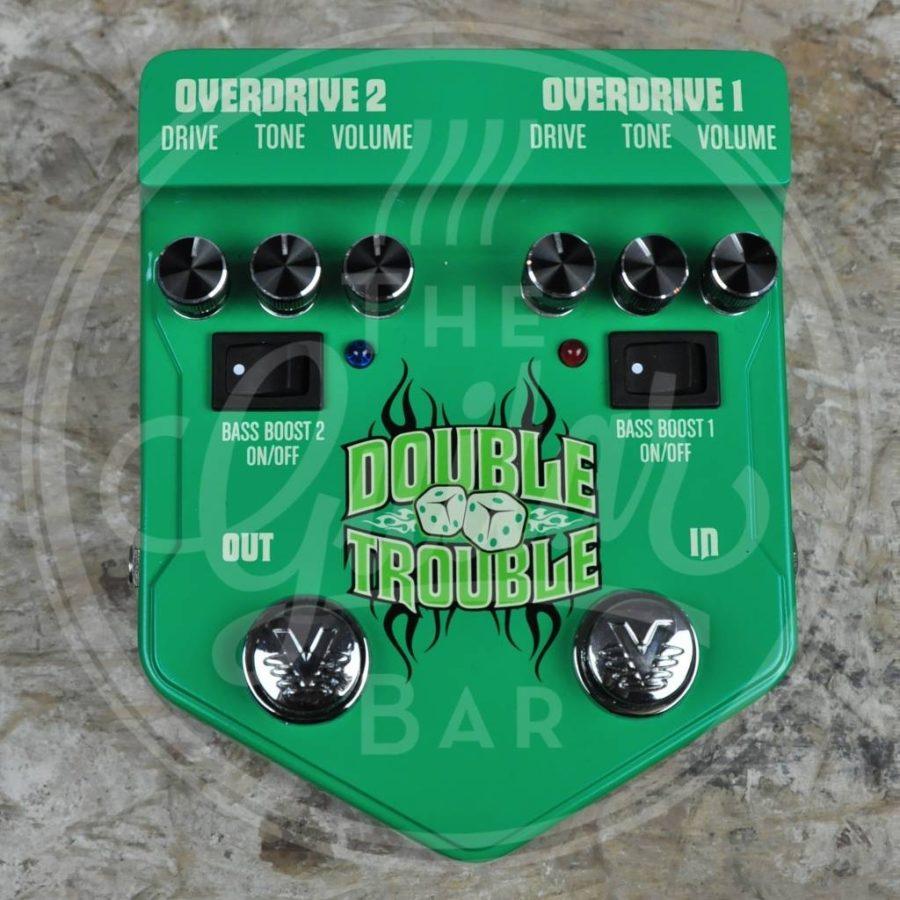 Truetone V2 Double trouble Overdrive Pedal