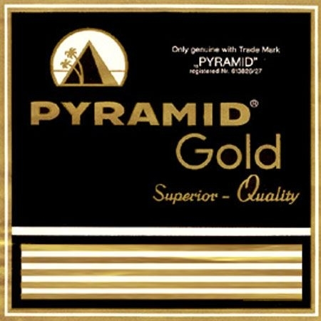 Pyramid Gold Flatwound 1352