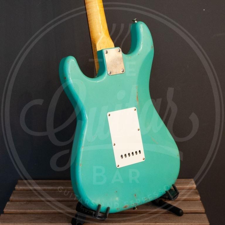 VC Guitars ToneSurfer incl G&G case