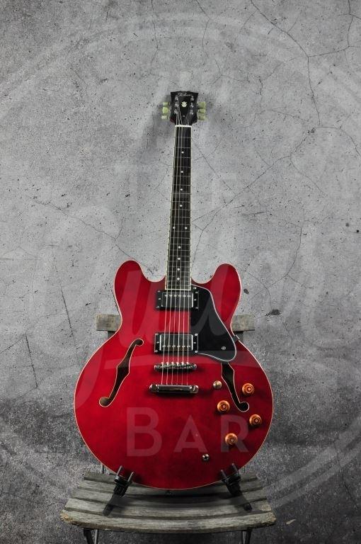 Tokai TC-ES60 See-Trpugh Red