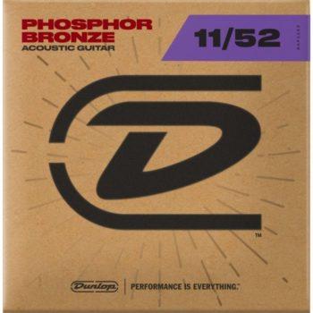 Dunlop A-guitar phosphor bronze 11-15-22-32-42-52