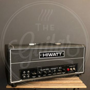 Hiwatt Custom 50 head