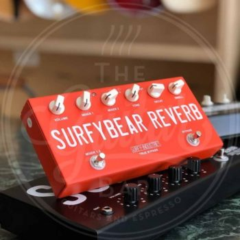 Surfy Industries surfy bear compact red