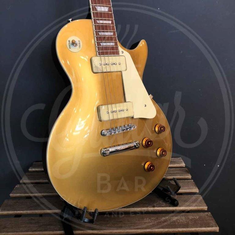 Tokai ALS65SGT goldtop P90