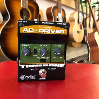 Radial Tonebone AC driver