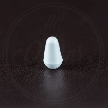 switch cap Strat,white, fits 3,5mm blade