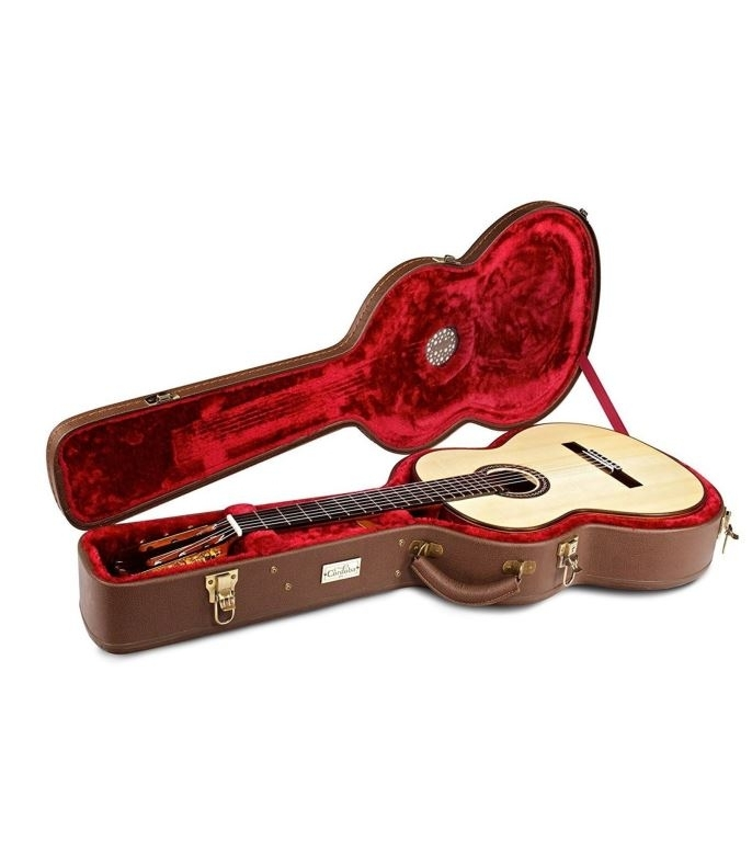 Cordoba Humidified Archtop Wood Case CL/FL