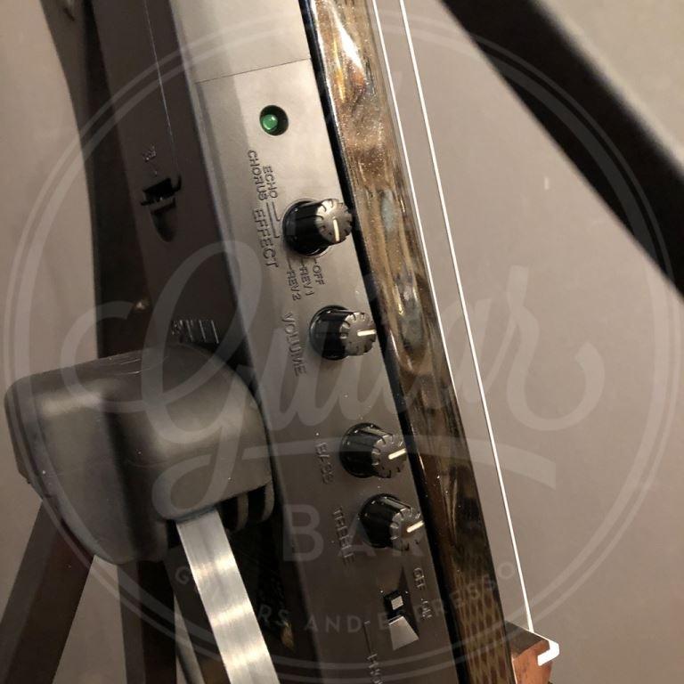 Yamaha silent nylonstring incl orig gigbag