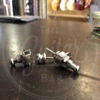 straplock system, with screws, nickel