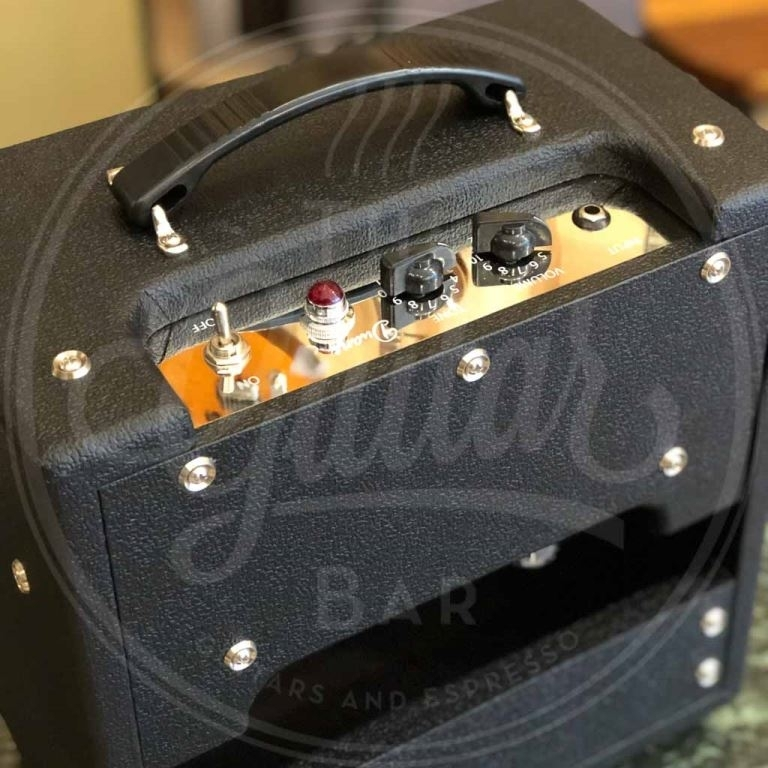 "DUANE-JR handwired tube amplifier 5W class A ""Duane Jr"""