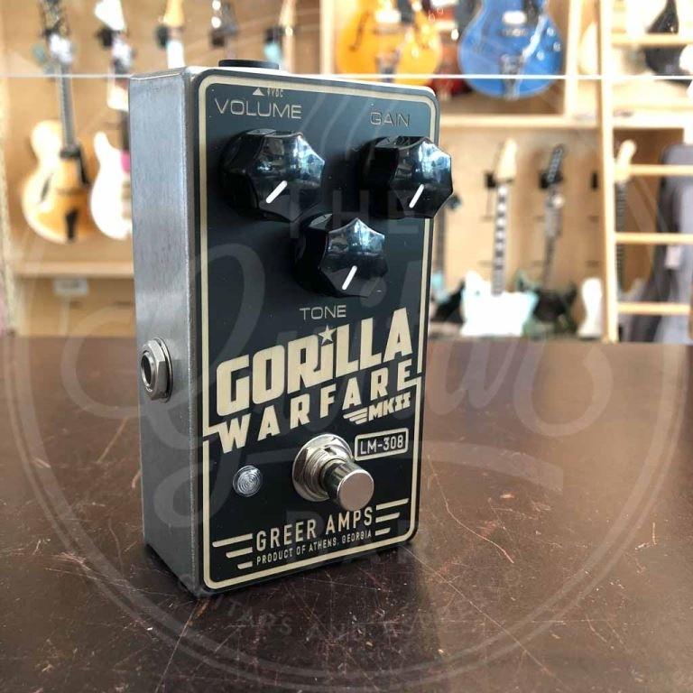 GREER gorilla Warfare MKII