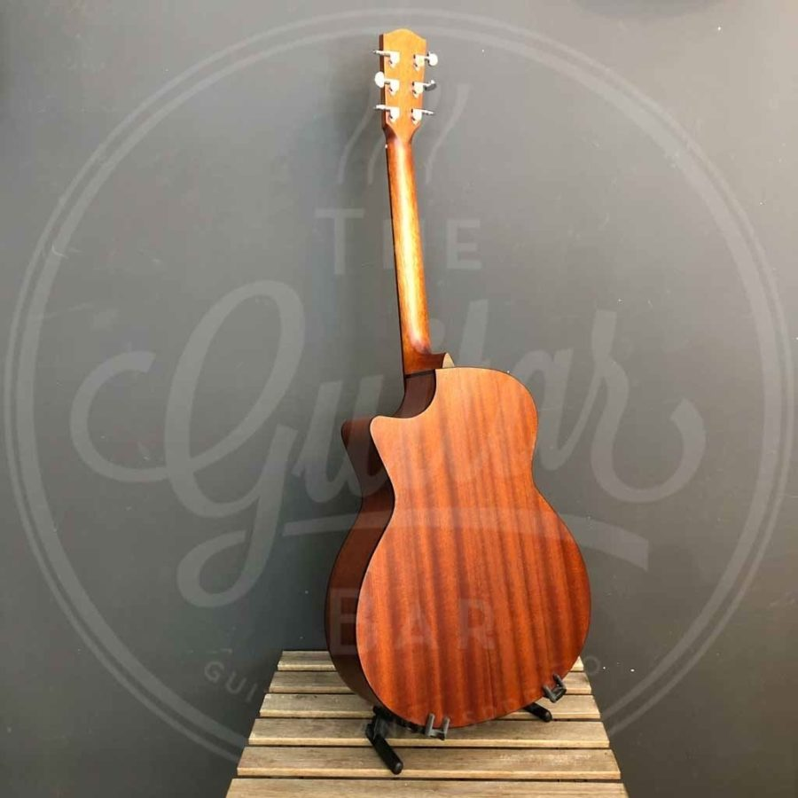 Pacific Coast Highway GACE lam.Sapele + gigbag