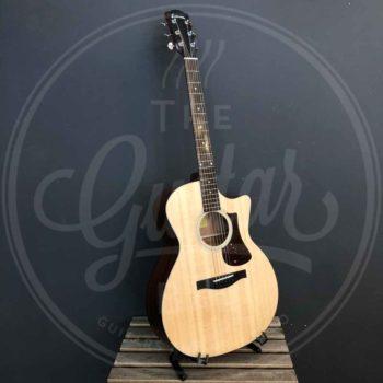 "Eastman Guitars AC122-1ce 16"" GA + CE, Solid Spruce, Solid Sapele w/Gigbag"