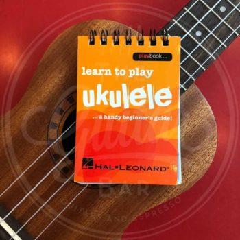 Hall Leonard learn to play ukulele