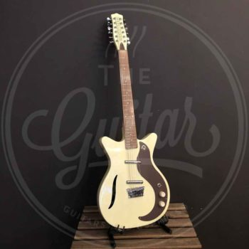Danelectro Vintage 12 String - Vintage White