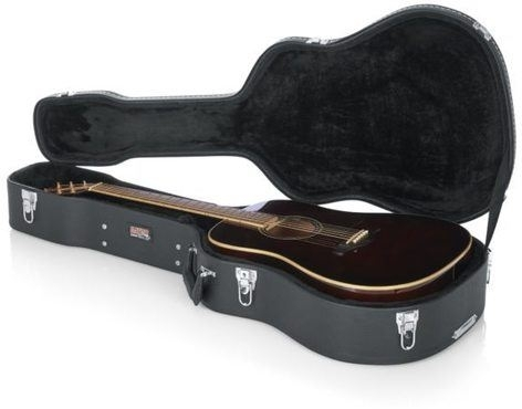 Gator hout deluxe dreadnought case