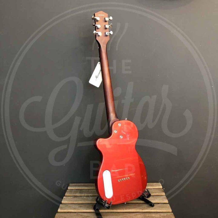 Harmony Juno Electric Guitar, Rose