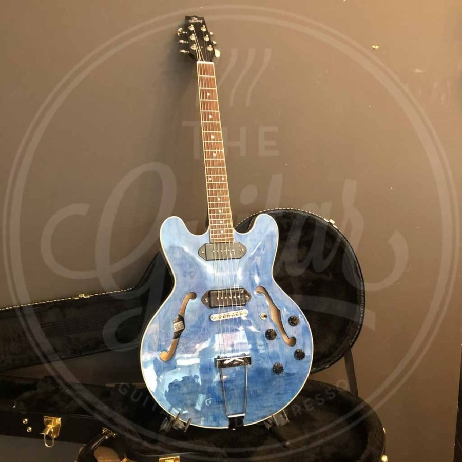 Heritage H-530 in Washed Blue Custom