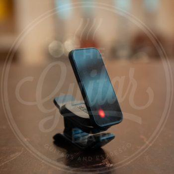 Korg black PC-2 universele clipon tuner
