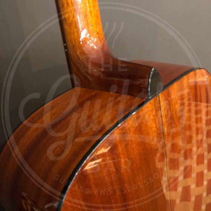 Blueridge contemporary dn solid top / mahonie