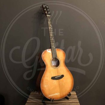 BREEDLOVE Folkgitaar, Organic Jef Bridges signature concert copper burst