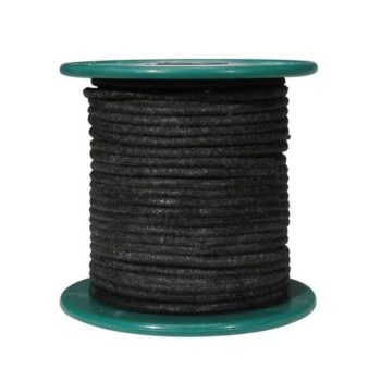 Boston cloth covered wire / per 30cm