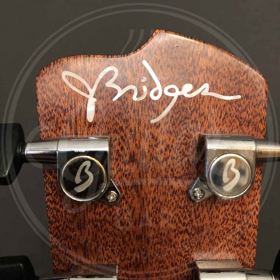 BREEDLOVE Folkgitaar, Organic Jef Bridges signature concert copper burst