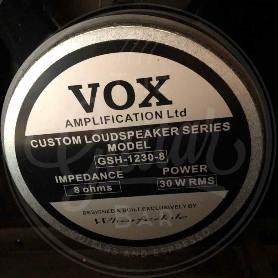 Vox AC30CCH + V212BN
