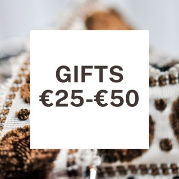 Gift guide 25-50 euro