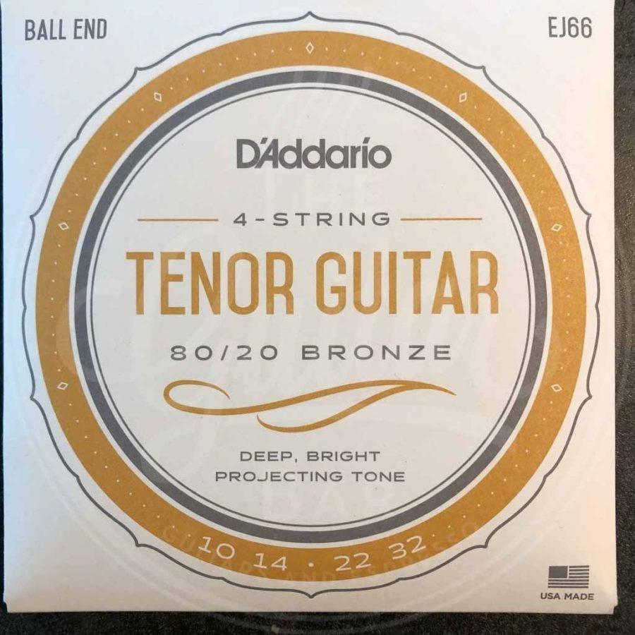 D'Addario tenor guitar