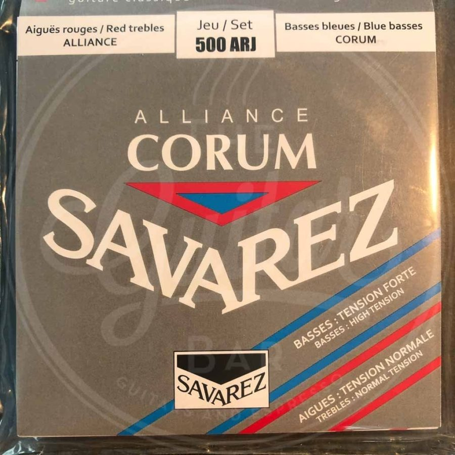 Savarez klassiek alliance corum - various sets available