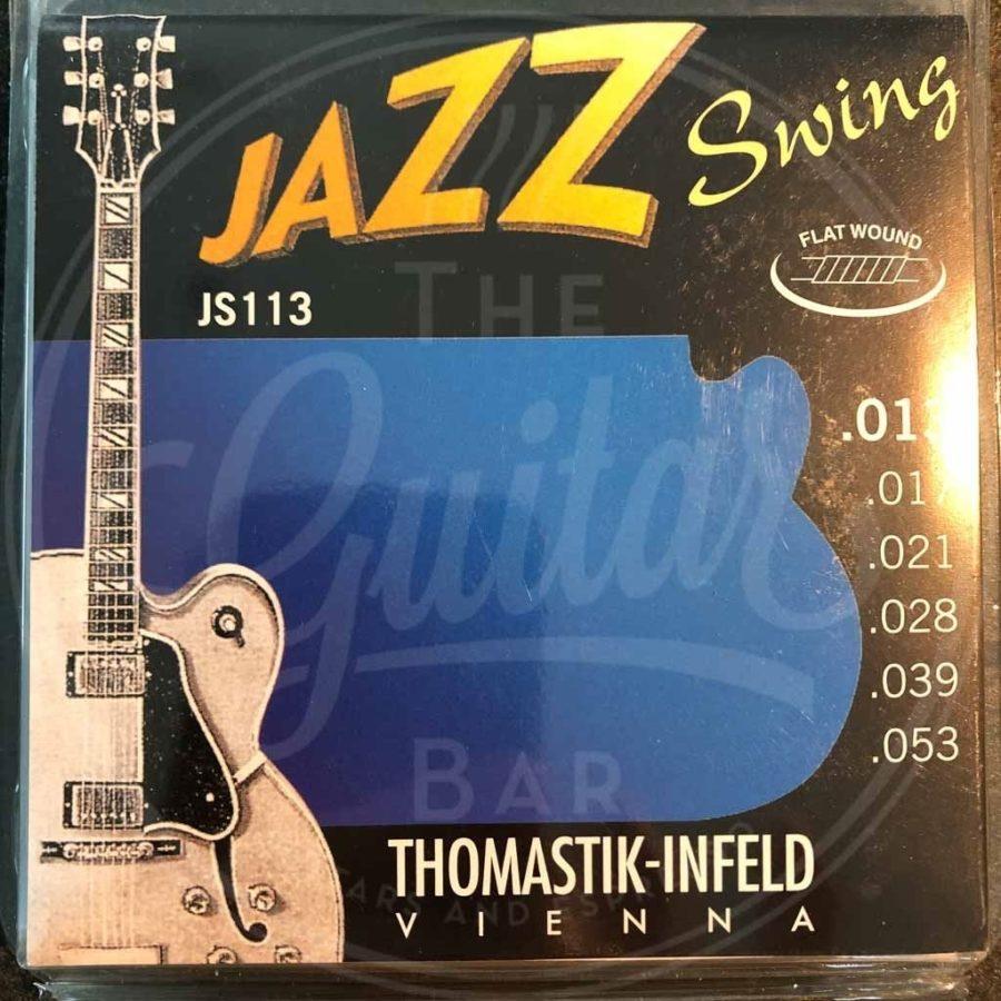 Thomastik nickel flatwnd - various sets