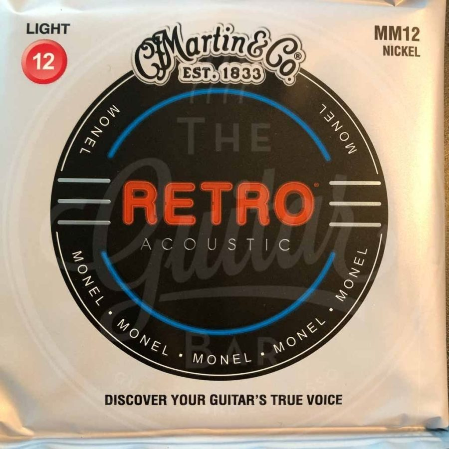 Martin monel retro - various sets