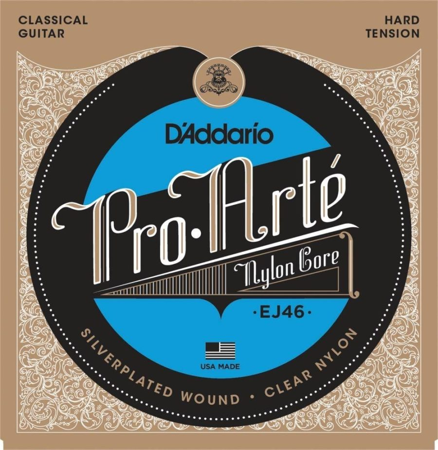 D'Addario nylon strings - verious tensions
