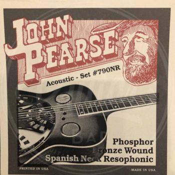 John Pearse PB Resophonic - various sets