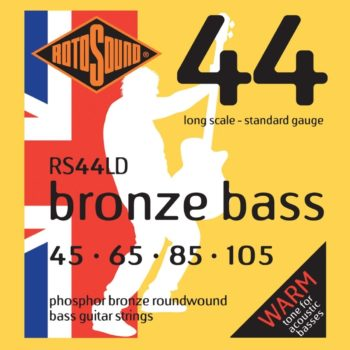 Rotosound bronze bass string 45-105
