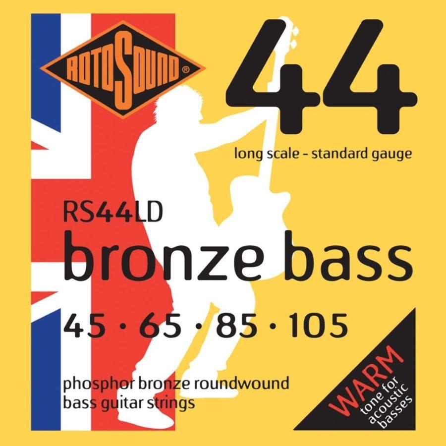 Rotosound bronze bass string 45-105
