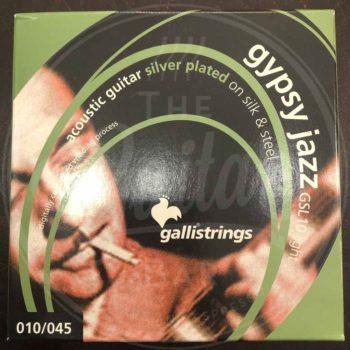 Galli gypsy jazz silk&steel - various sets