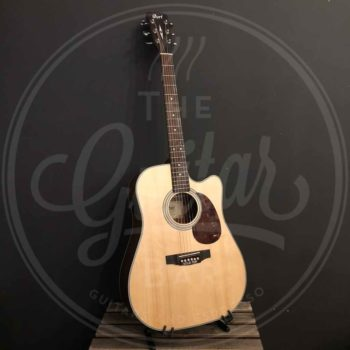 Cort MR600F nat satin fiish E/A