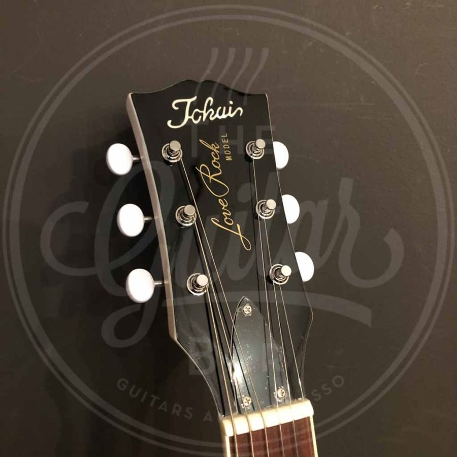 Tokai see thru white (Tokai China)