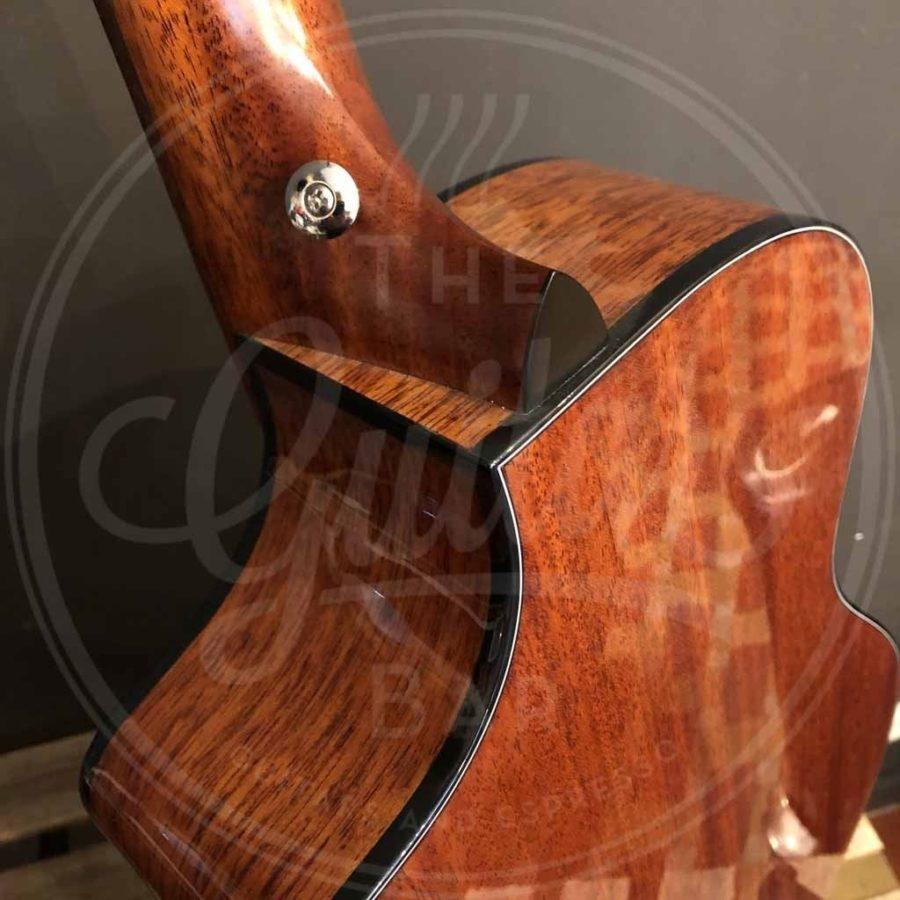 BREEDLOVE Folkgitaar, Organic Signature, Companion, Copper