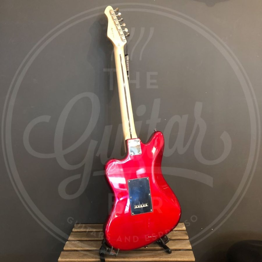 Revelation RJT60 Q4 candy apple red