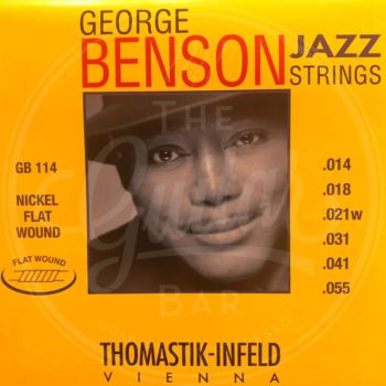 THGB-114 | Thomastik George Benson Signature string set electric