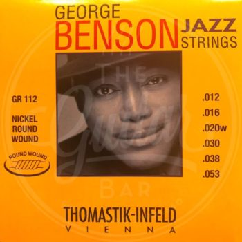 Thomastik George Benson nickel roundwound
