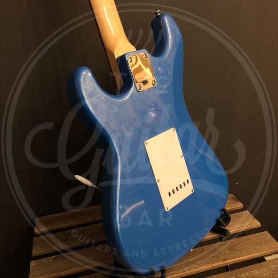 Tokai AST58 Metallic Blue (strat)